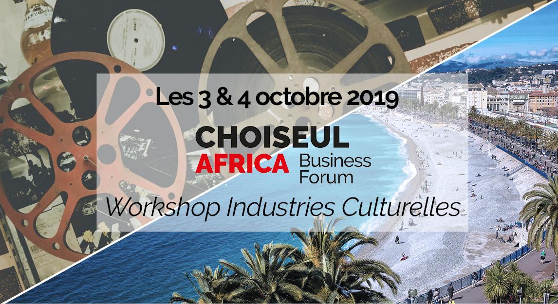 Quels modèles économiques pour les industries culturelles sur le continent ?