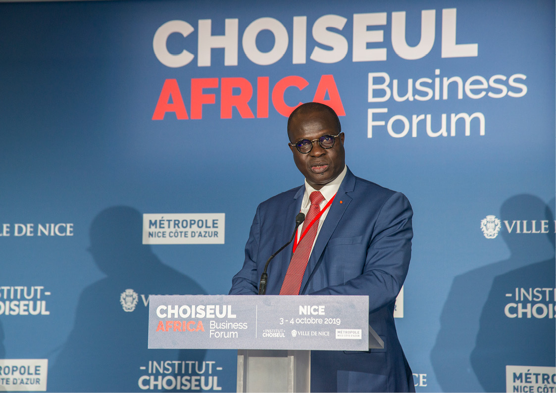 Le Choiseul Africa Business Forum dans le 20h de RTI
