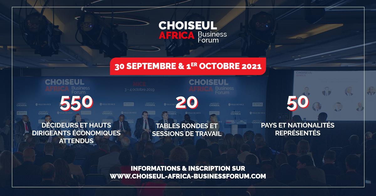 Le rendez-vous incontournable du monde des affaires africain