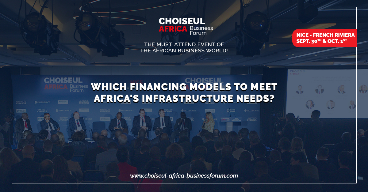 Which financing models to meet Africa's infrastructure needs?