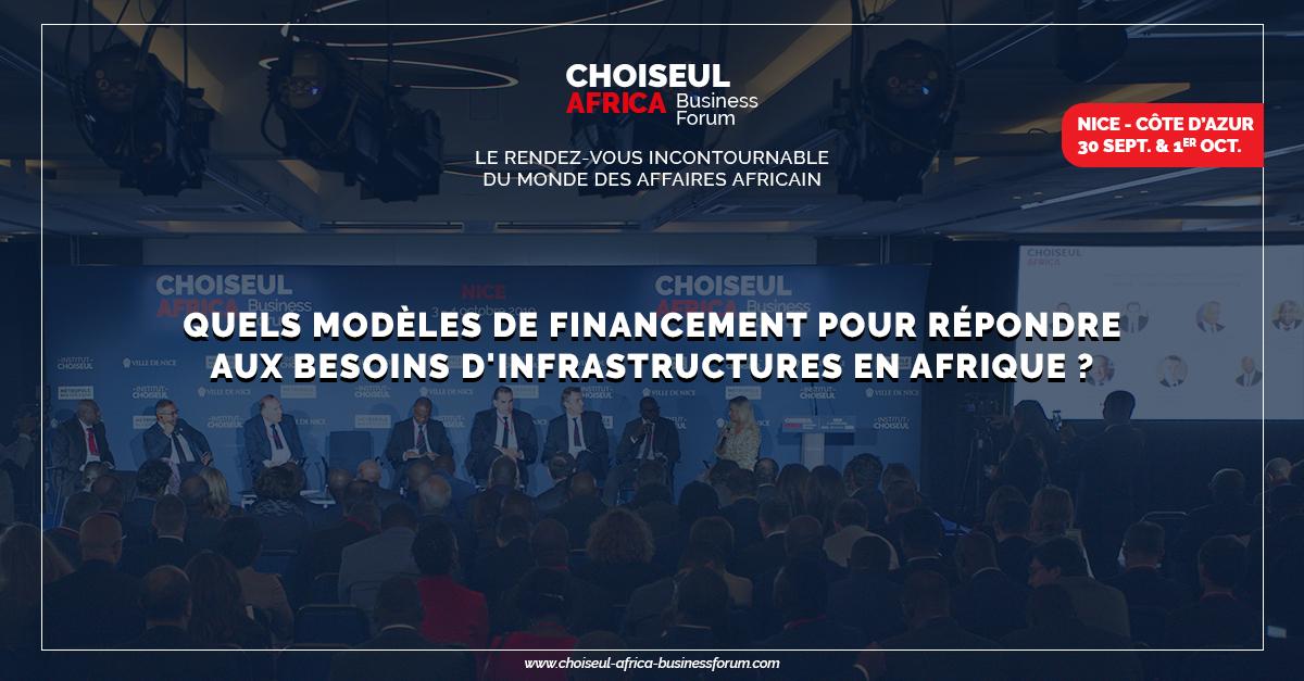 Quels modèles de financement pour répondre aux besoins d'infrastructures en Afrique ?