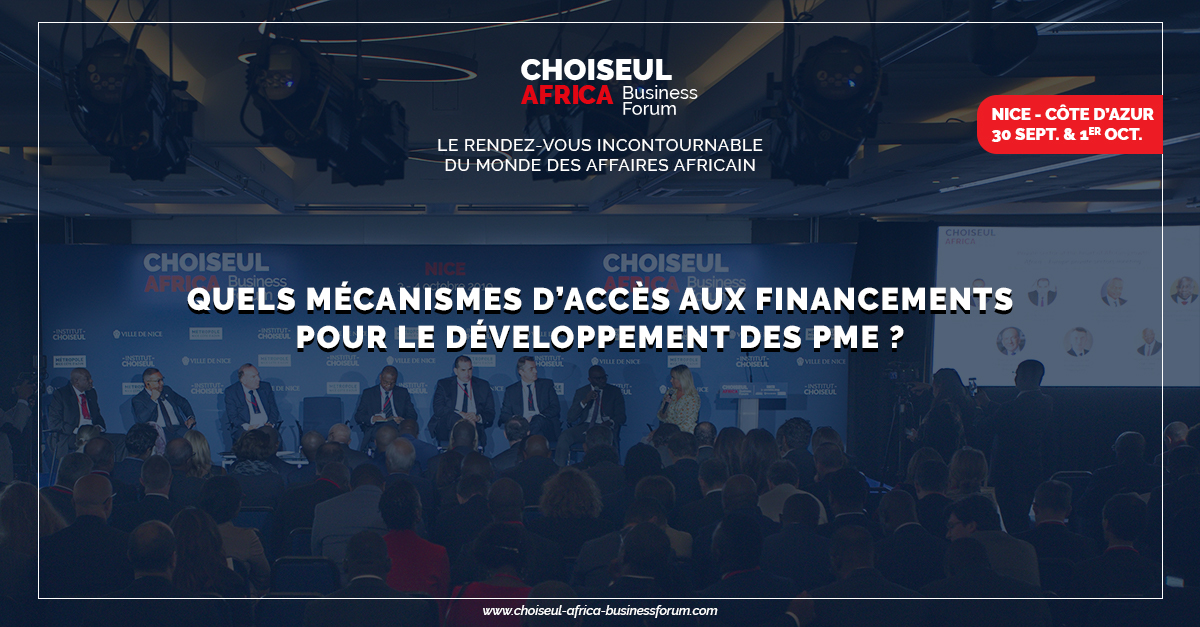 Quels mécanismes d'accès aux financements pour le développement des PME ?
